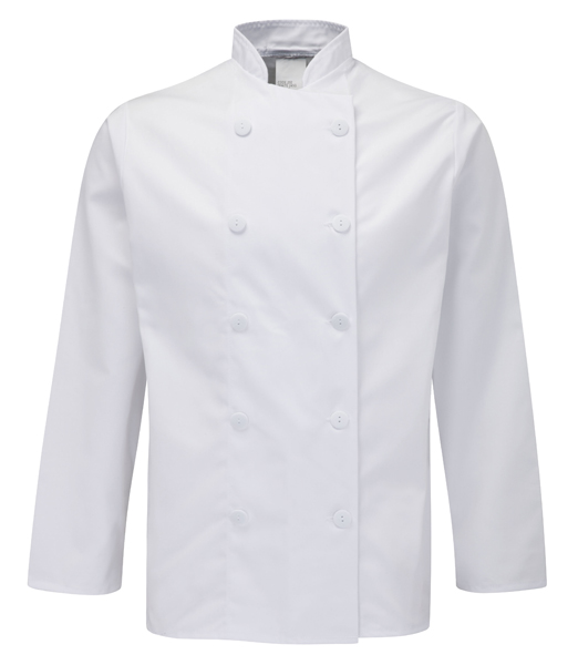 Chef's Coat via Melchorceraldecorpuz.com