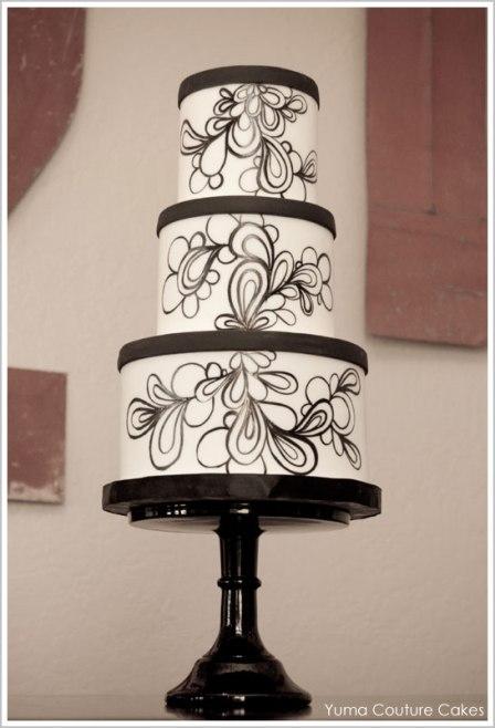 Jaimie Hoffman Yuma Couture Cakes Yuma AZ