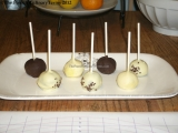 Another batch of Cake Pops!