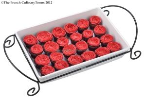 Red- Red Velvet Cupcakes