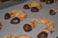 Almond Horn Cookies.